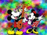 Mickey and Minnie Mouse Wall Murals Mickey Mouse and Minnie Mouse Wallpaper 1345 Hd Wallpapers
