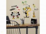 Mickey and Minnie Mouse Wall Murals Rmk2327scs Mickey & Friends Mickey Mouse Cartoons Wall