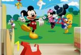 Mickey Mouse Clubhouse Mural 36 Best Matthews Playroom Images