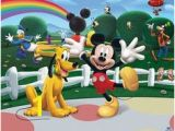 Mickey Mouse Clubhouse Wall Mural 3288 Best Mickey Mouse Images In 2019