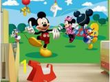 Mickey Mouse Clubhouse Wall Mural 36 Best Matthews Playroom Images