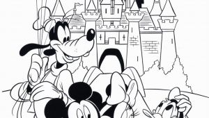 Mickey Mouse Coloring Pages Printable Free Children S Colouring In в 2020 г с