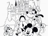 Mickey Mouse Coloring Pages Printable Pin by Malina On Willy S 1st Birthday In 2020