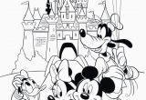 Mickey Mouse Printable Coloring Pages Pin by Malina On Willy S 1st Birthday In 2020