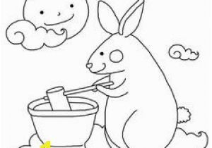 Mid Autumn Moon Festival Coloring Pages 13 Best Mid Autumn Festival Images On Pinterest