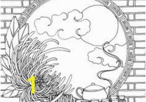 Mid Autumn Moon Festival Coloring Pages 261 Best Coloring Pages to Print asia Images