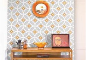 Mid Century Wall Mural 28 Best Midcentury Wallpaper Images