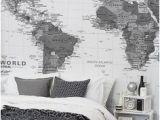 Middle Earth Map Wall Mural 60 Best World Map Wallpaper Images