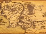 Middle Earth Map Wall Mural Middle Earth Map Wallpapers Wallpaper Cave