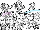Mighty Pups Paw Patrol Coloring Pages Paw Patrol Mighty Pups Coloring Pages for Kids