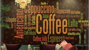 Milk and Coffee Wall Mural Pin by Loamie Burger On Coffee Shop Interiors