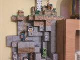 Minecraft Bedroom Wall Mural Bastel Ideen