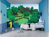 Minecraft Mural Wallpaper 781 Best Bedroom Wallpaper Images In 2019