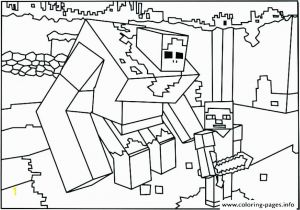 Minecraft Mutant Creeper Coloring Pages Minecraft Mutant Zombie Coloring Pages Luxury Awesome Witch Coloring