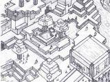 Minecraft Villager Coloring Page Coloring Pages Printable Village – Pusat Hobi
