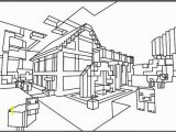 Minecraft Villager Coloring Page Download or Print the Free Minecraft Home Coloring Page and