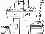 Minecraft Villager Coloring Page Minecraft Coloring Pages