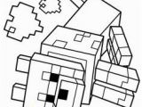 Minecraft Wolf Coloring Page Minecraft Cabin In the Woods Coloring Page