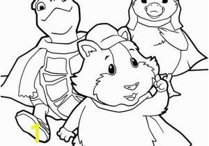 Ming Ming Coloring Pages Linny Turtle Tuck and Ming Ming Get Ready to Sail In Wonder Pets