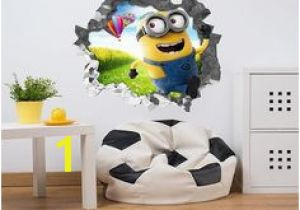 Minion Wall Mural 129 Best 3d Broken Wall Mural Images In 2019