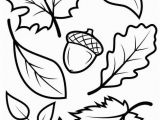 Minnesota Gophers Coloring Pages Fall Coloring Pages for Kids Fall Leaves and Acorn Coloring