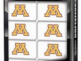 Minnesota Gophers Coloring Pages Masterpieces Ncaa Minnesota Golden Gophers Collectible Double Six Dominoes for Ages 6