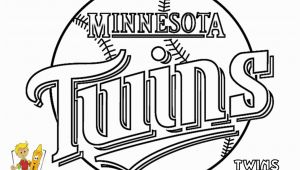 Minnesota Wild Logo Coloring Page Twins Logo Color Book