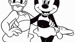 Minnie Mouse and Daisy Duck Coloring Pages Walt Disney Characters Images Walt Disney Coloring Pages