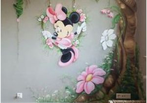 Minnie Mouse Wall Murals 68 Best Minnie Mouse Nursery Images