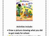 Miss Bindergarten Gets Ready for Kindergarten Coloring Pages Miss Bindergarten Gets Ready for Kindergarten Activities Teaching