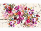Miss Lolo Wall Mural Bloom Boom Wallpaper