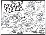 Miss Piggy Muppet Babies Coloring Pages Coloring Turn Picture to Coloring Page Free Converter
