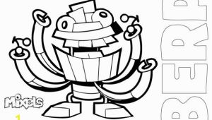 Mixels Coloring Pages 21 Mixel Coloring Pages Colorbooks Colorbooks