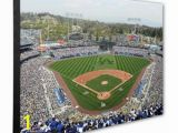 Mlb Stadium Wall Mural Los Angeles Dodgers Wall Decorations Dodgers Signs Posters Tavern