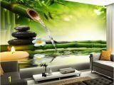 Modern 3d Wall Murals Großhandel Fertigen Sie Alle Mögliche Größen 3d Wandgemälde Wohnzimmer Moderne Mode Schöne Neue Bilder Bamboo Ching Tapeten Wandbilder Von