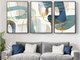 Modern Abstract Wall Murals Gold Abstract Painting Acrylic Paintings On Canvas Huge Size