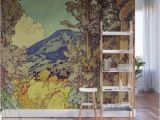 Modern Contemporary Wall Murals Returning to Hoyi Wall Mural by Willingthe6