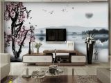 Modern Wall Mural Ideas Use Super Size Walls Murals to Reduce the Presence Of