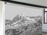Modern Wall Mural Stencils Grindelwald Wall Mural Home Improvement