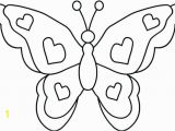 Monarch butterfly Coloring Page Free Printable butterfly Coloring Pages New butterfly Coloring Pages