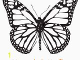 Monarch butterfly Coloring Page Monarch butterfly Coloring Sheet