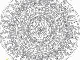 Monday Mandala Coloring Pages Digital Mandala Art Coloring Page Printable Pdf Serenity