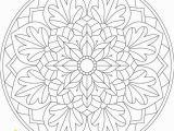 Monday Mandala Coloring Pages Mandala Montag Kostenloser Download Zum Ausmalen Coloring