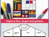 Mondrian Coloring Page 86 Best Mondrian Inspires Us Images