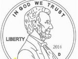 Money Coloring Pages Printable Uk Happy Birthday Abraham Lincoln