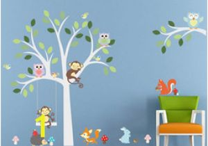 Monkey Murals for Nursery Discount Owl Wall Mural