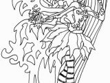 Monster High Coloring Pages Freaky Fusion Holiday Coloring Monster High Coloring Pages Freaky