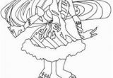 Monster High Coloring Pages Robecca Steam Monster High Robecca Steam Wear Shoes Cool Coloring Page