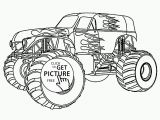 Monster Mutt Monster Truck Coloring Pages Monster Mutt Coloring Sheets Coloring Pages