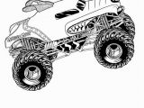 Monster Mutt Monster Truck Coloring Pages Monster Truck Mutt Coloring Page Free Coloring Pages Line